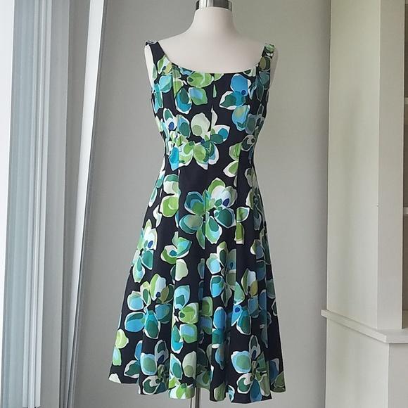 Jones Wear Dresses & Skirts - Jones Wear Dress floral tank dress